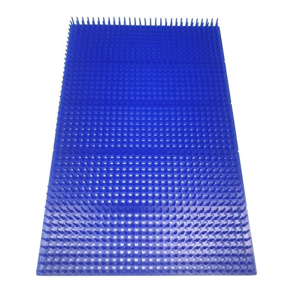 Plaque de picots en silicone